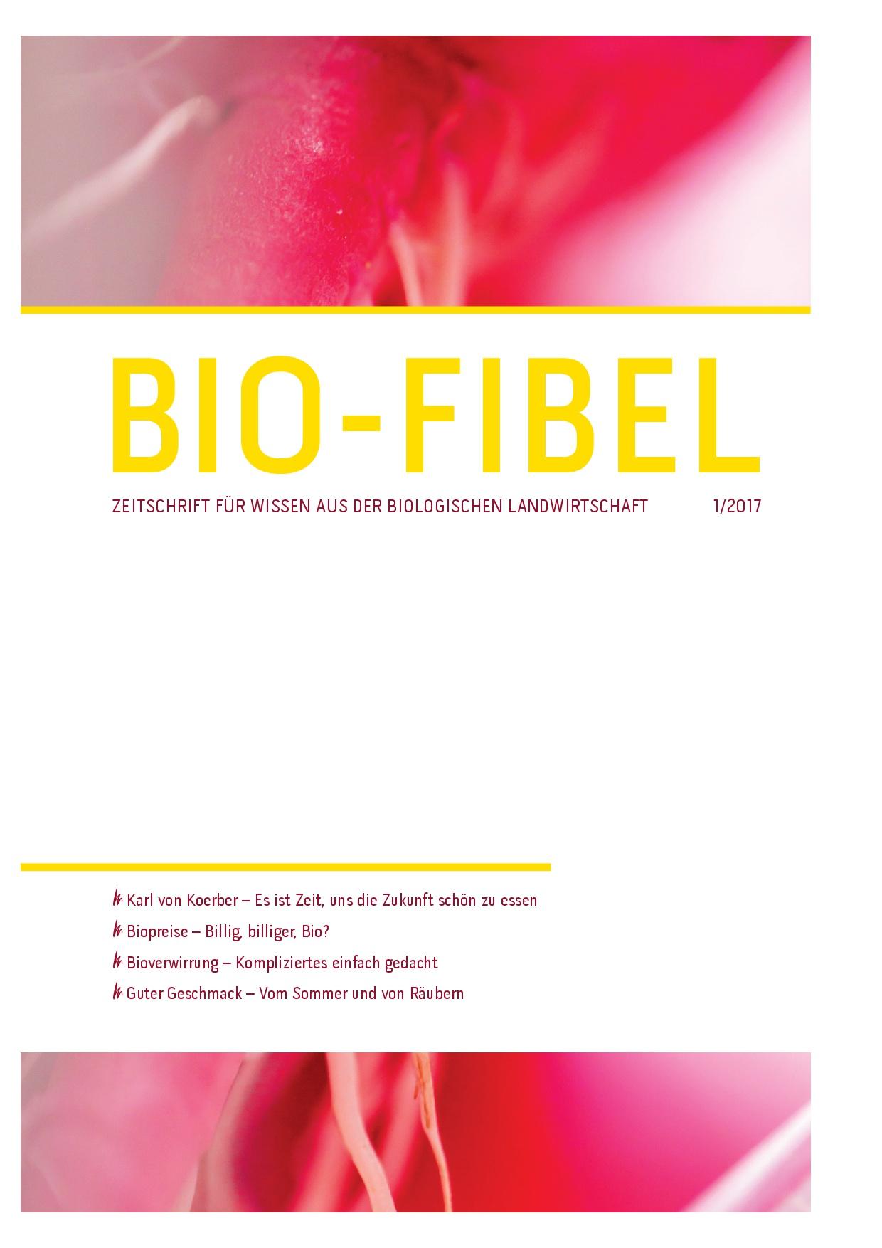 Bio-Fibel