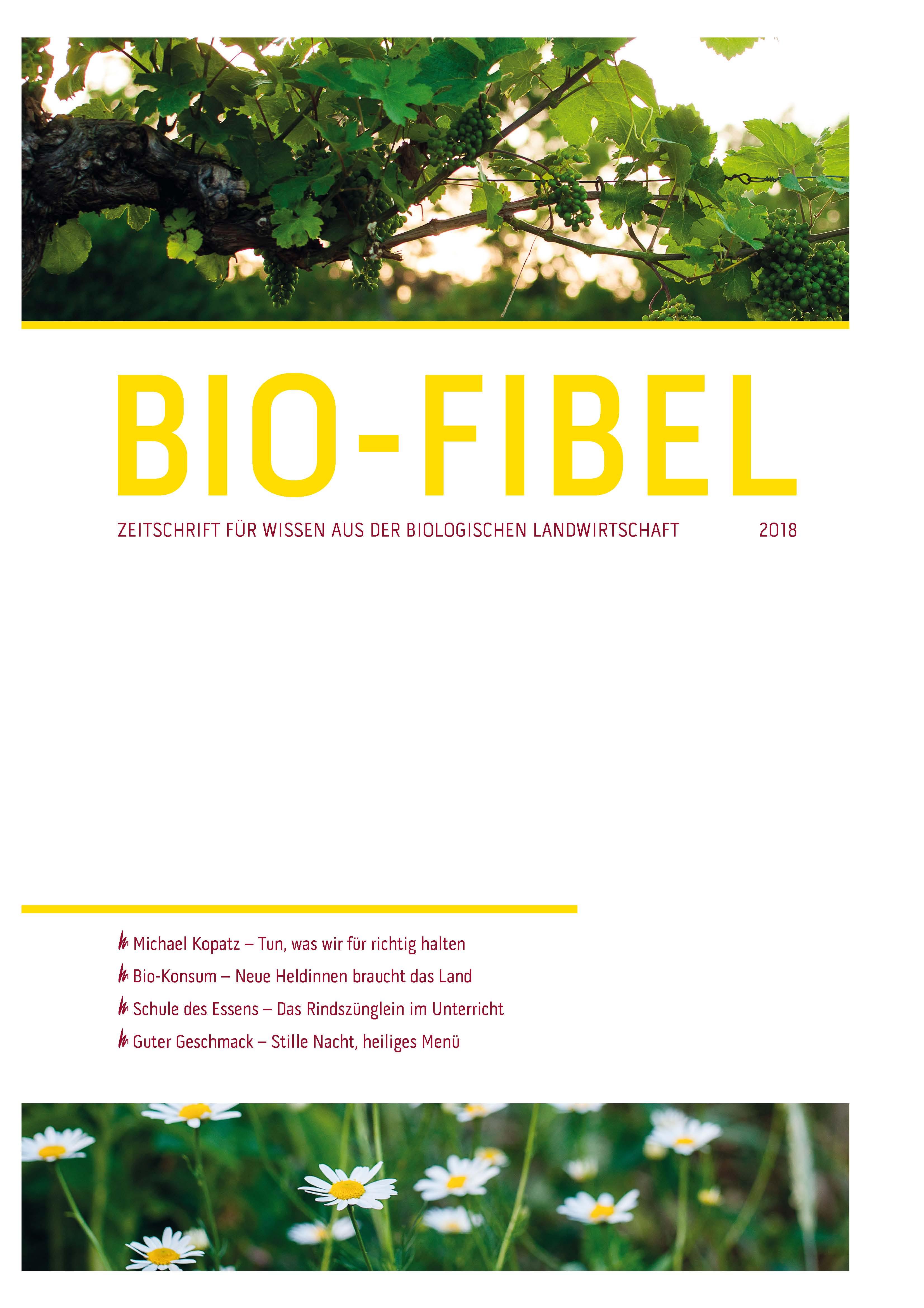 Bio-Fibel 2018