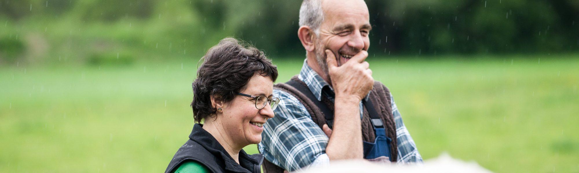 Programm Freiland-Tagung Bio-Milchviehhaltung Mensch-Tier-Beziehung Tierärztin