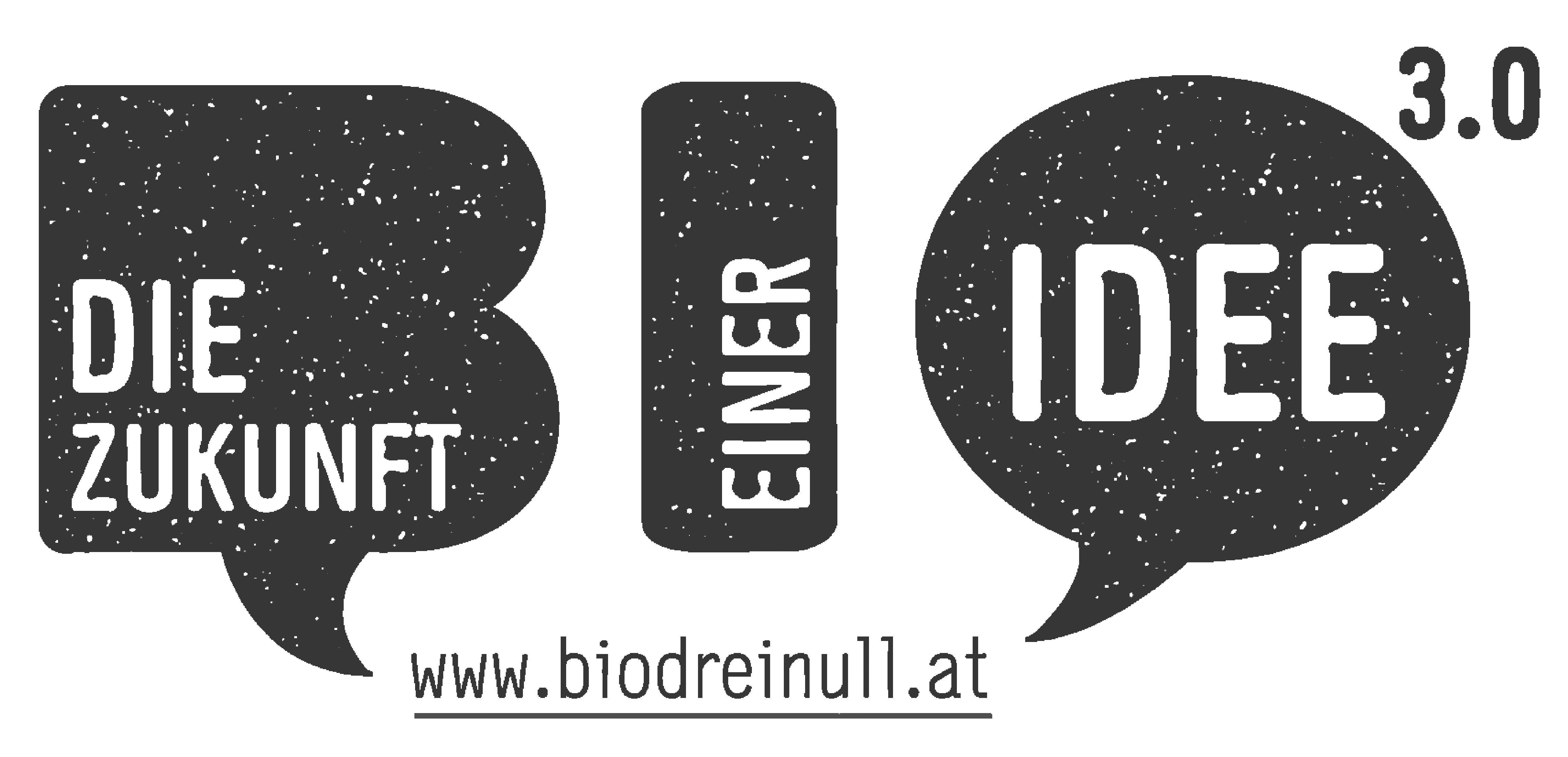 Bio 3.0-Logo, Freiland Verband Bio-Landwirtschaft